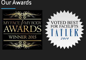 Cosmetic Surgery Partners Surgery awrds 2015