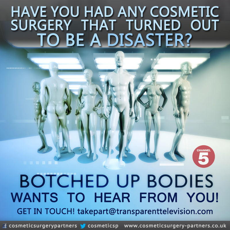 apply for botched up bodies