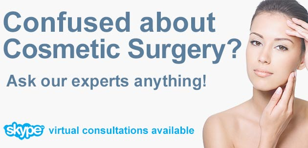 questions about cosmetic surgery