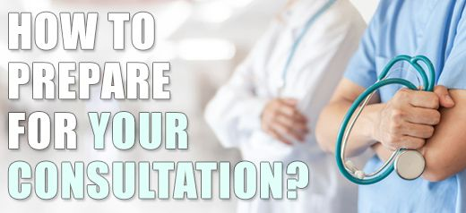 How to prepare for your Cosmetic Surgery consultation