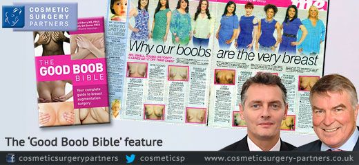 Why our boobs are the very breast Good Boob Bible feature