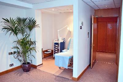 cosmetic surgery partners London Welbeck Hospital inside
