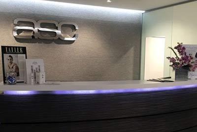 cosmetic surgery partners asc Jersey lobby