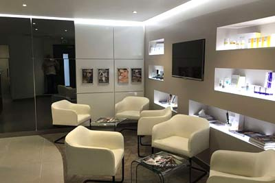 cosmetic surgery partners asc Jersey waiting room
