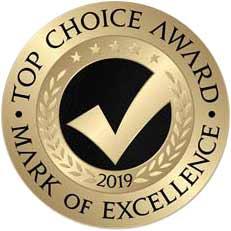 cosmetic surgery partners award top choice awards 2019
