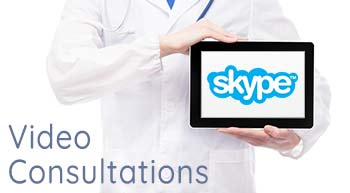 cosmetic surgery partners online video consultations